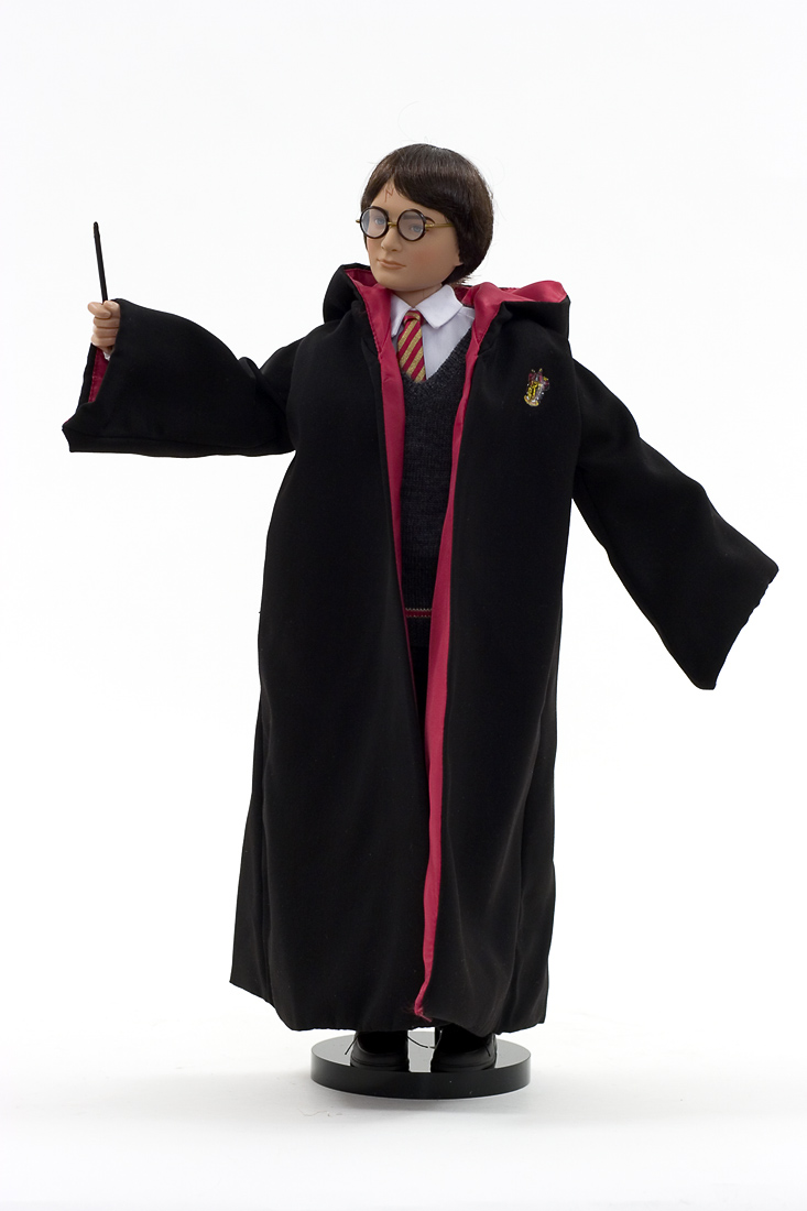 Harry Potter At Hogwarts Collectible Doll
