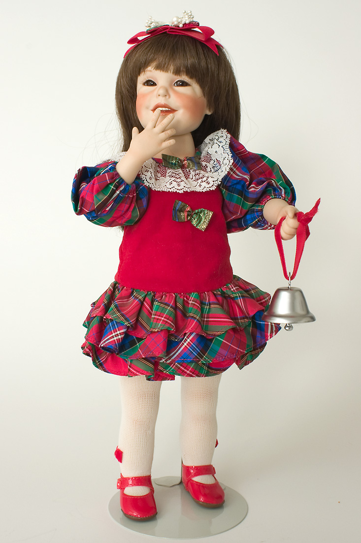 Noelle Yb Porcelain Collectible Doll