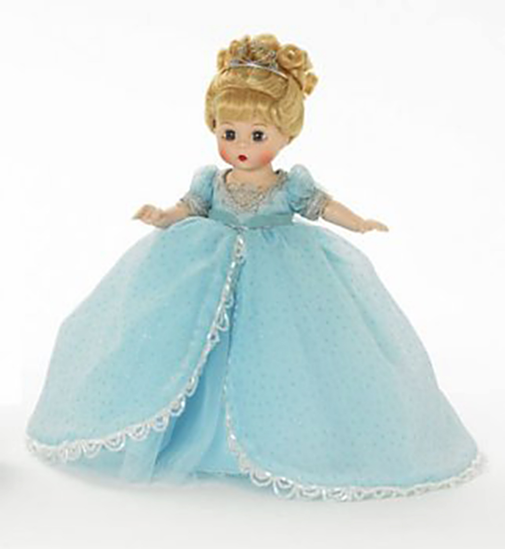 Cinderella Baby Doll Dress On Storenvy: Collectible Doll