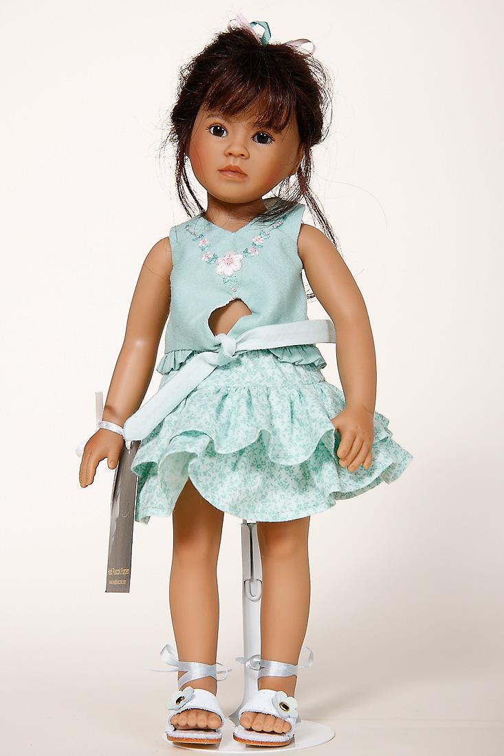 Li Wang Vinyl Collectible Doll