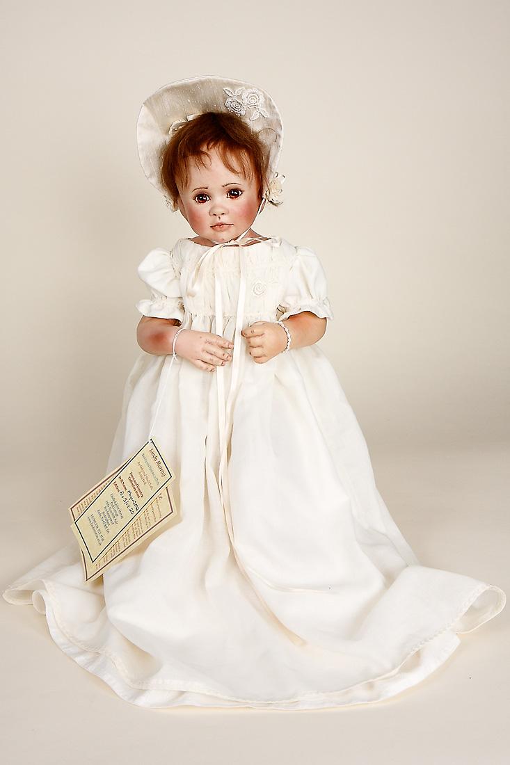 Megan Other Media Art Doll By Linda Murray