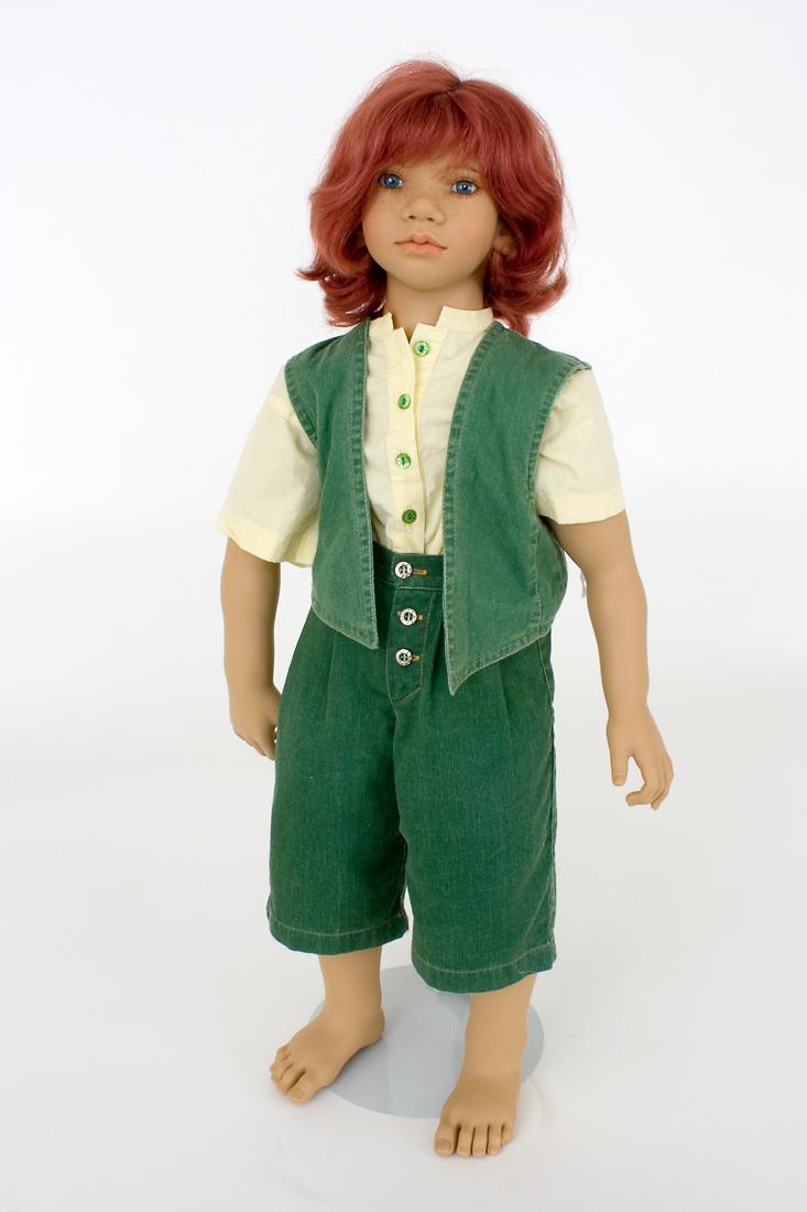 Melvin - Vinyl soft vinyl Collectible Doll