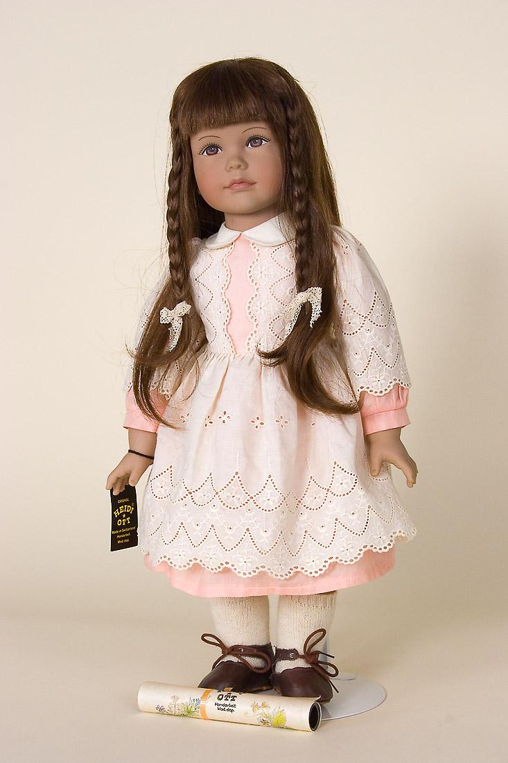 Imelda Vinyl Soft Body Limited Edition Art Doll By Heidi Ott