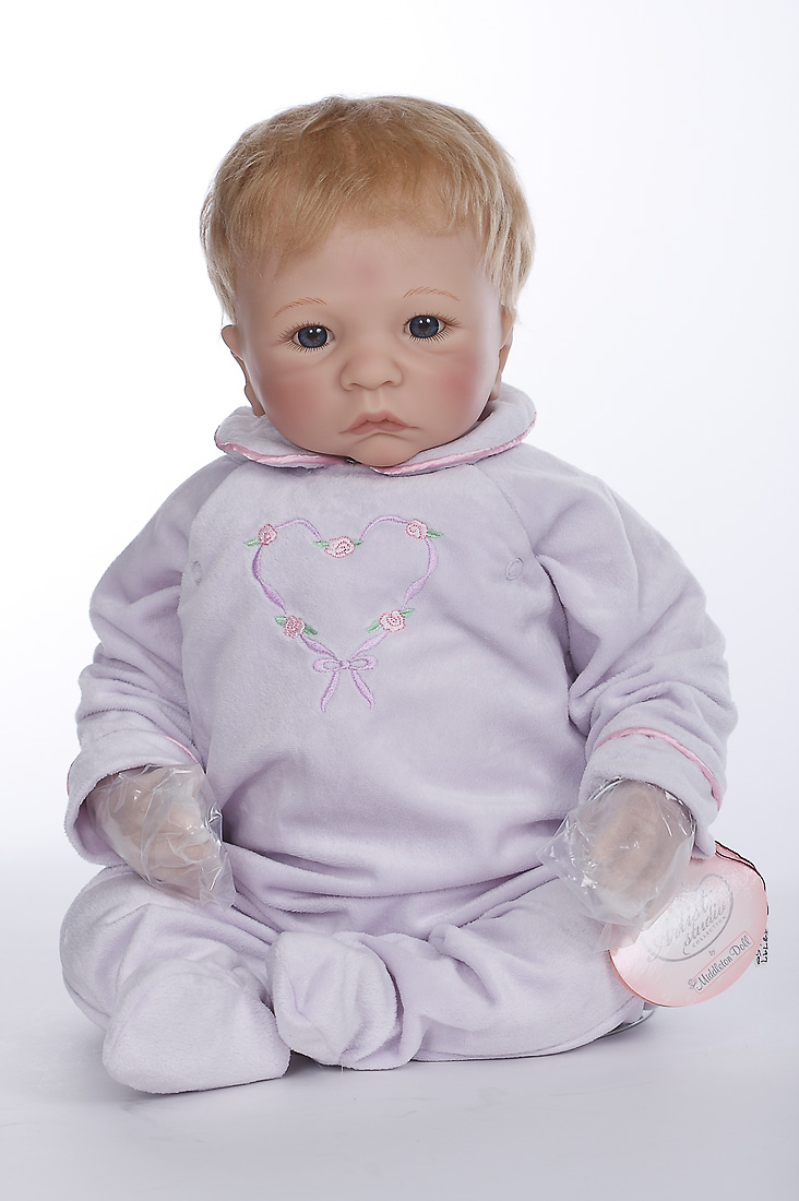 Loved One Vinyl Soft Body Limited Edition Play Doll By
