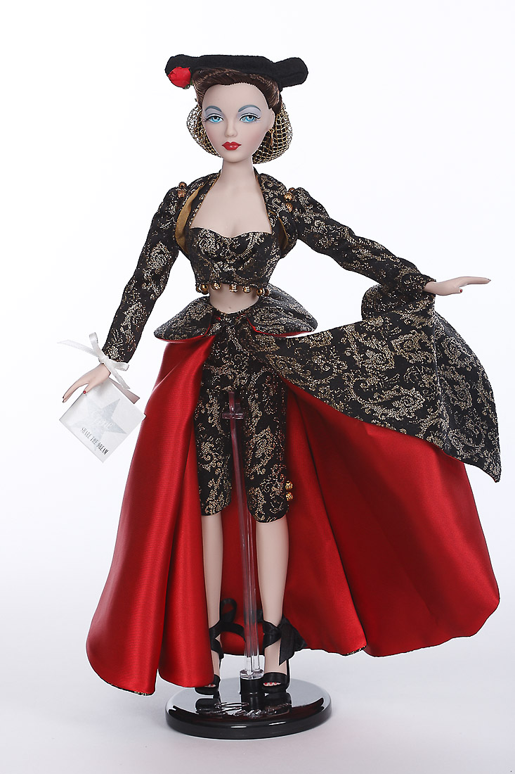 Dolls Collectible Dolls Song Of Spain Gene Doll