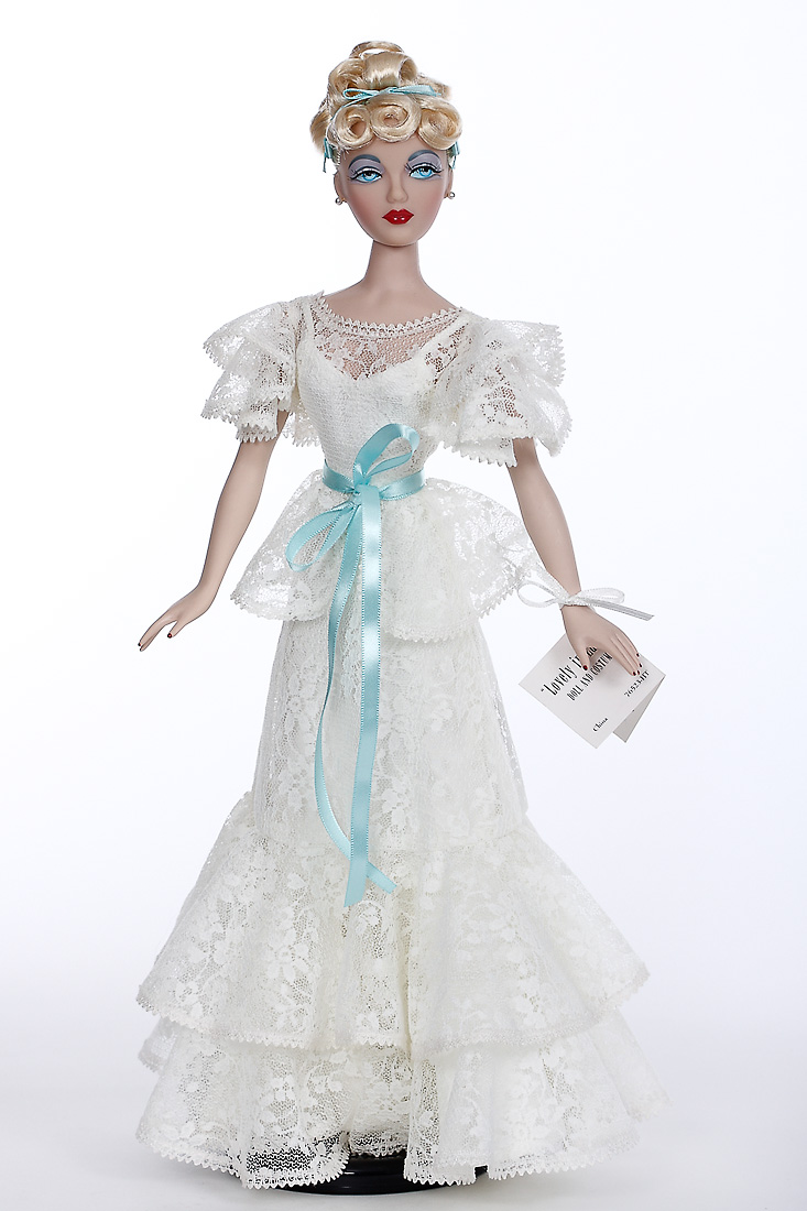 Dolls Collectible Dolls Lovely In Lace Gene Doll