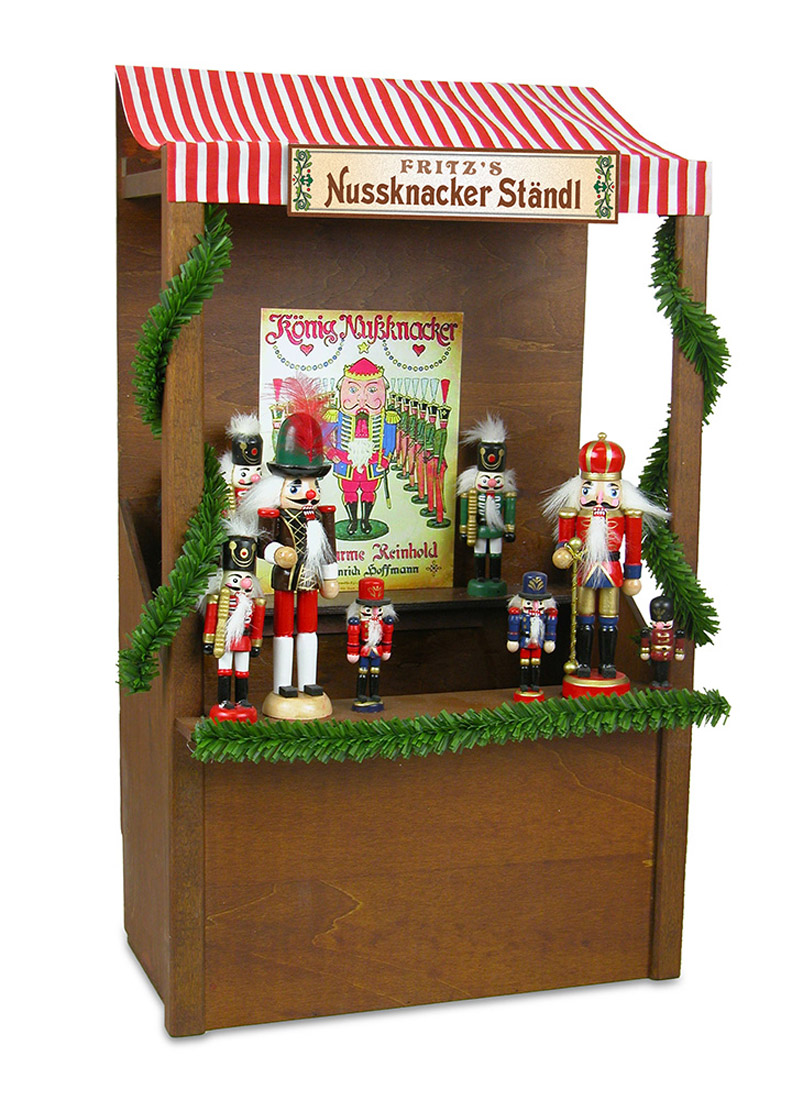 Nutcracker Market Stall   Doll Furniture, Accessory By Byersu0027 Choice, Ltd.