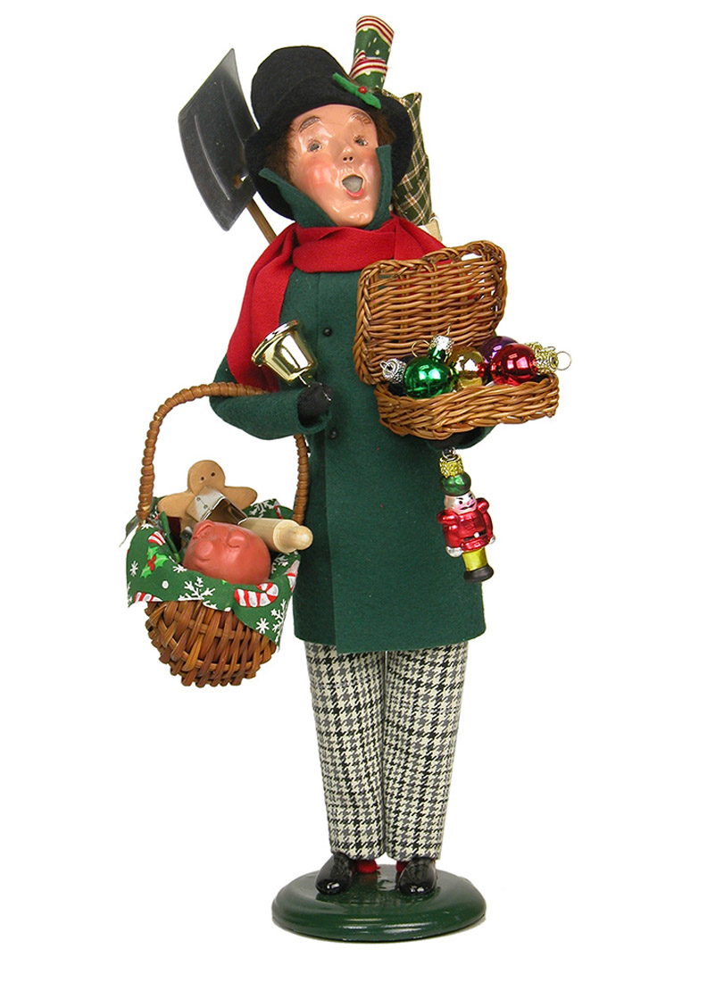 Byers Choice Christmas Carolers