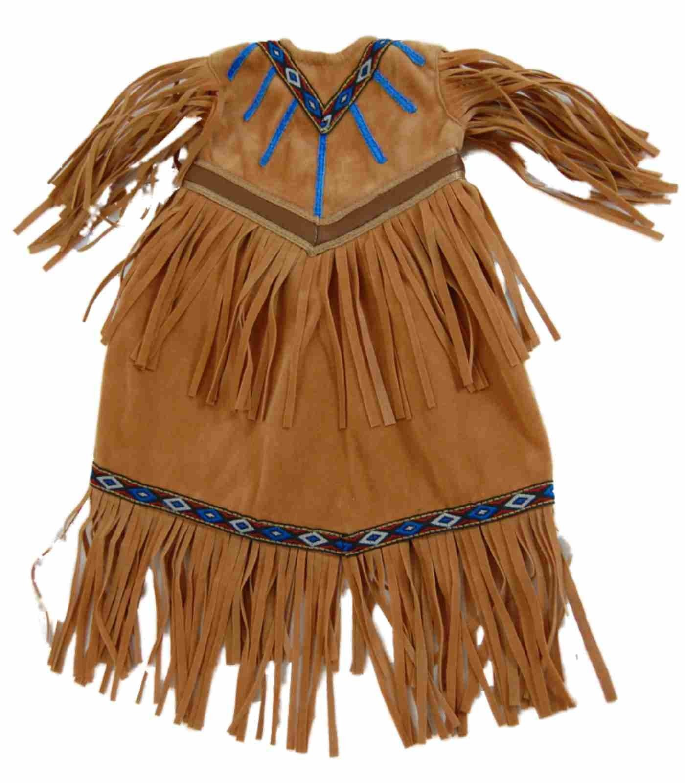Native American Outfit For 18'' Dolls & American Girl¨