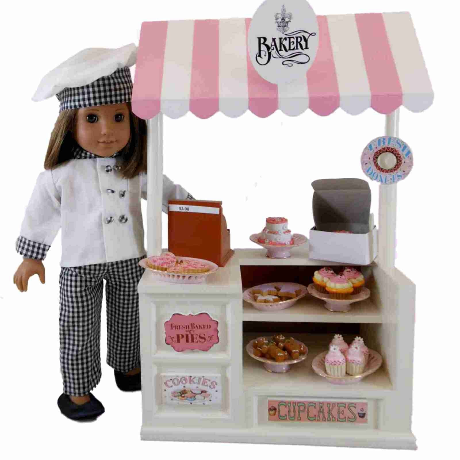 Bakery Shoppe For 18 Quot American Girl 168 Dolls Fits 18 Quot Doll