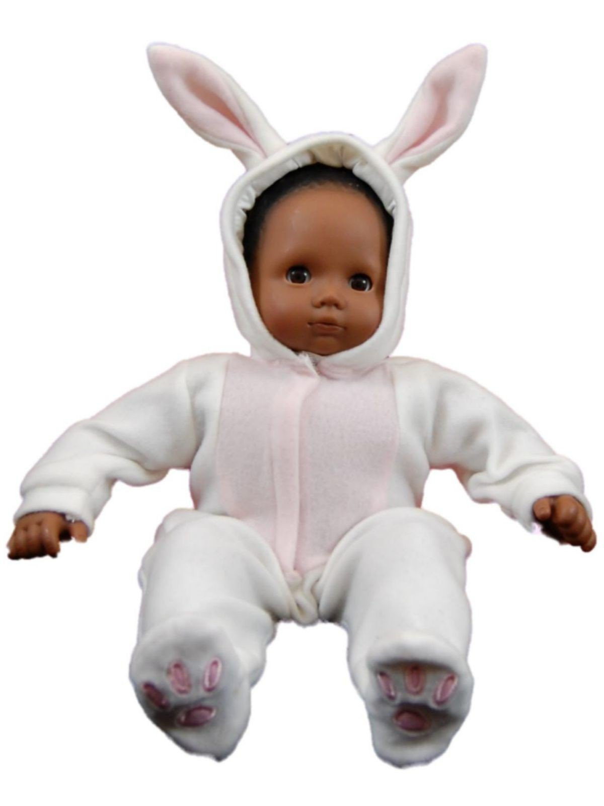 """Bunny Romper Doll Clothes For 15"""" Bitty Baby Doll Clothes"""