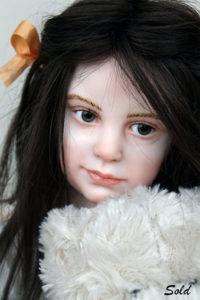 """""""My Sweetie"""" Elisa Gallea OOAK art doll"""