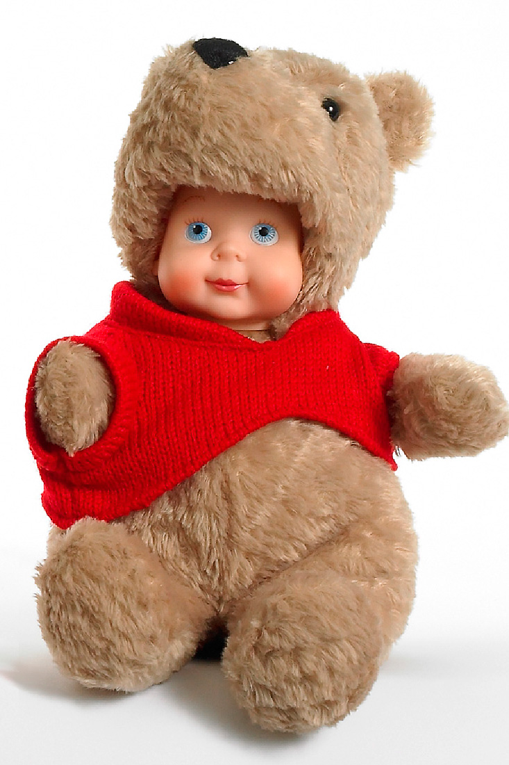 Madame Alexander Classic Pooh Peekaboos Play Doll