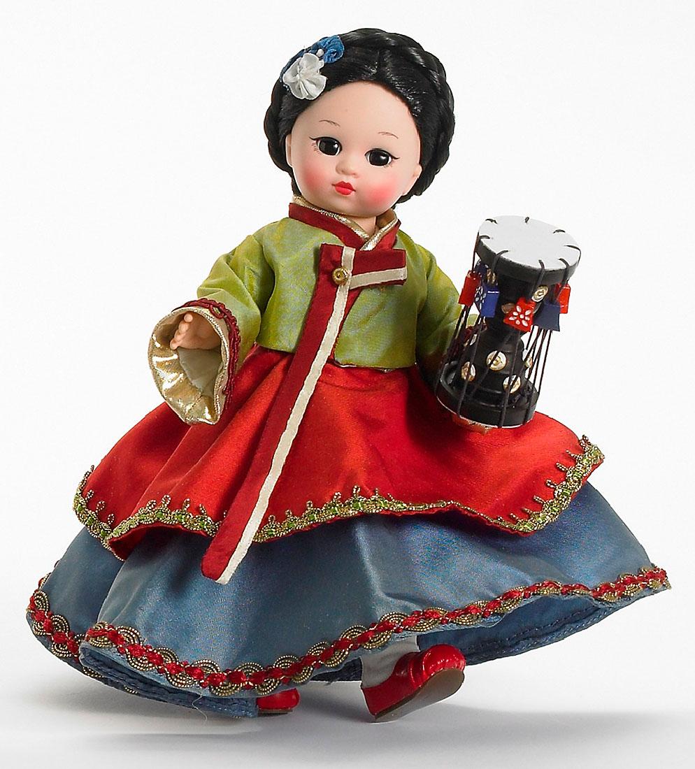 Madame alexander asian