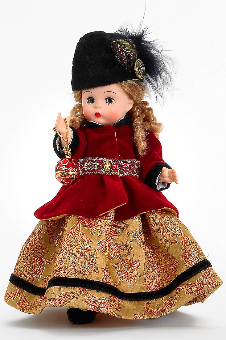 Madame Alexander Russia Collectible Doll