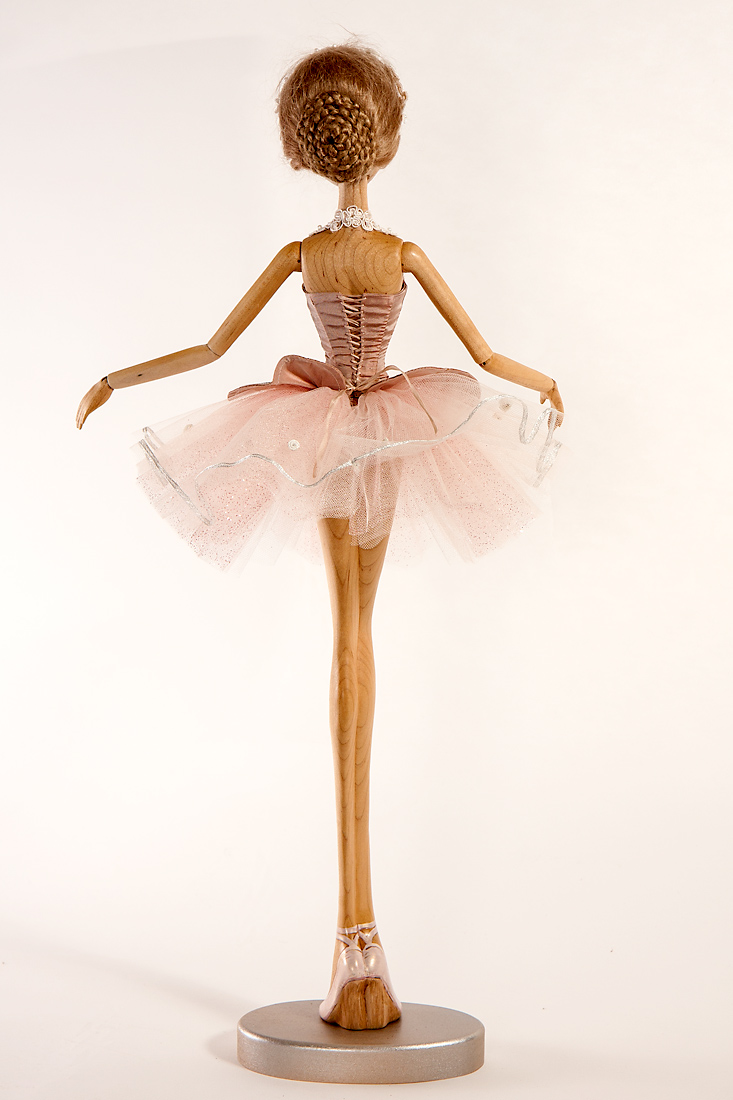 Dolls Art Dolls Flamingo Ballerina Off To The Ballet