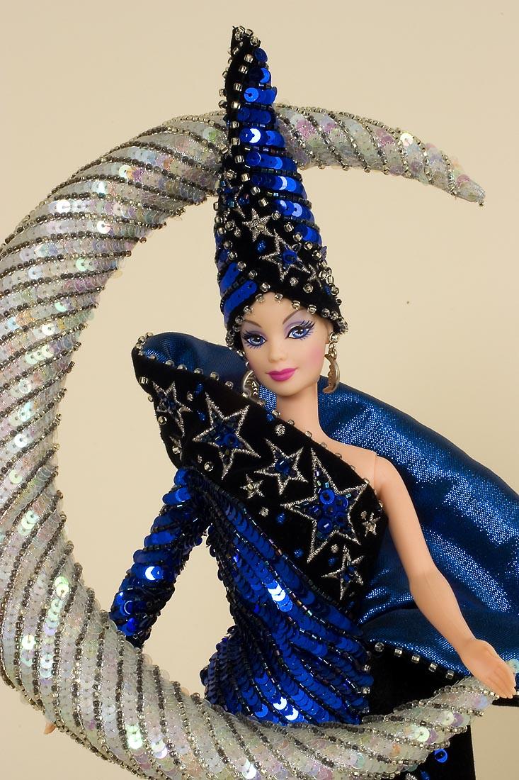 Moon Goddess Vinyl Limited Edition Fashion Doll By Mattel