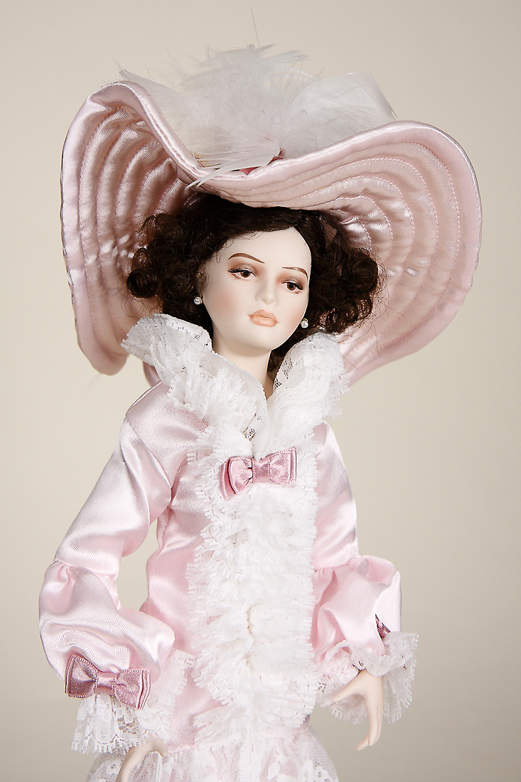 Anna Porcelain Soft Body Limited Edition Collectible
