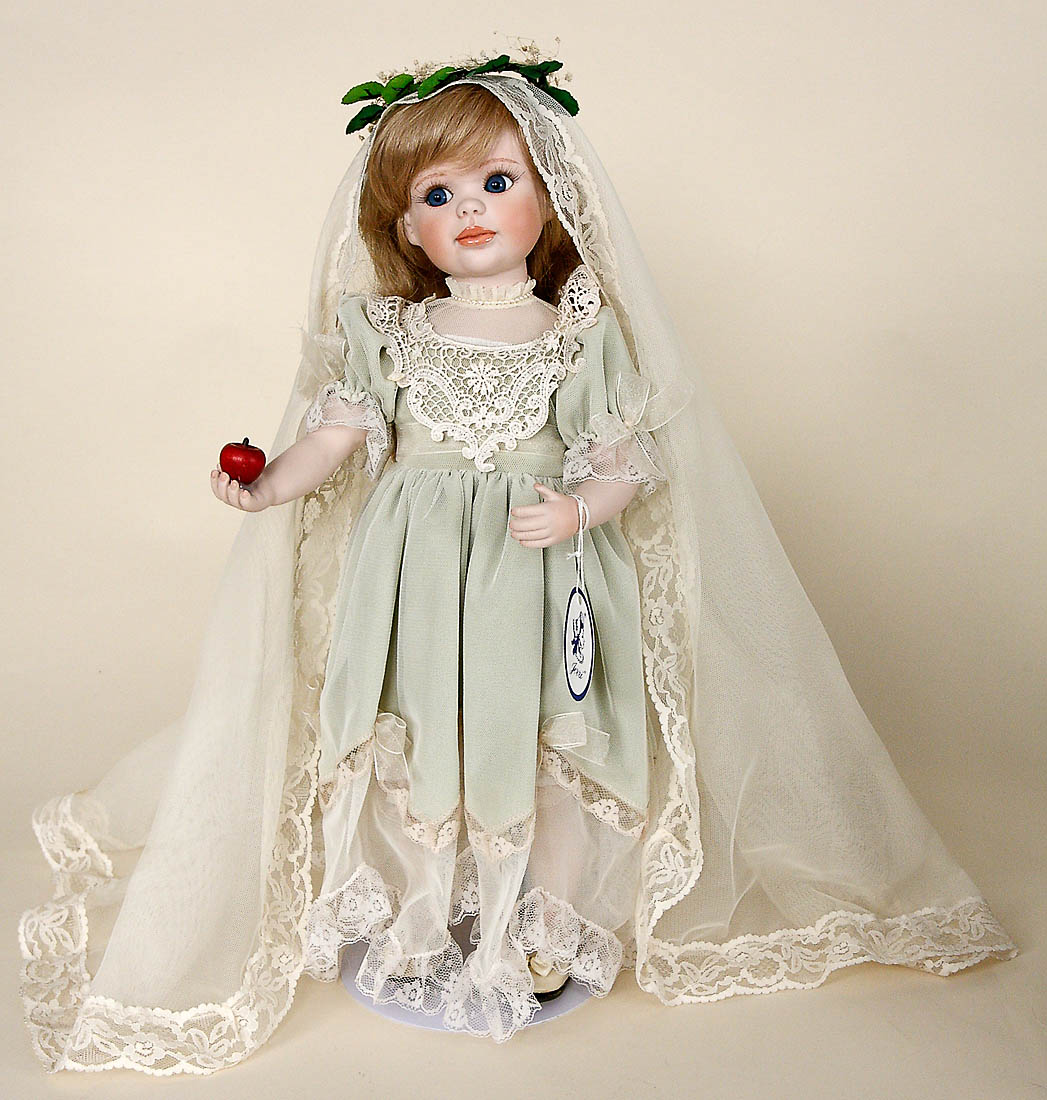Enchanted Princess Porcelain Limited Edition Collectible