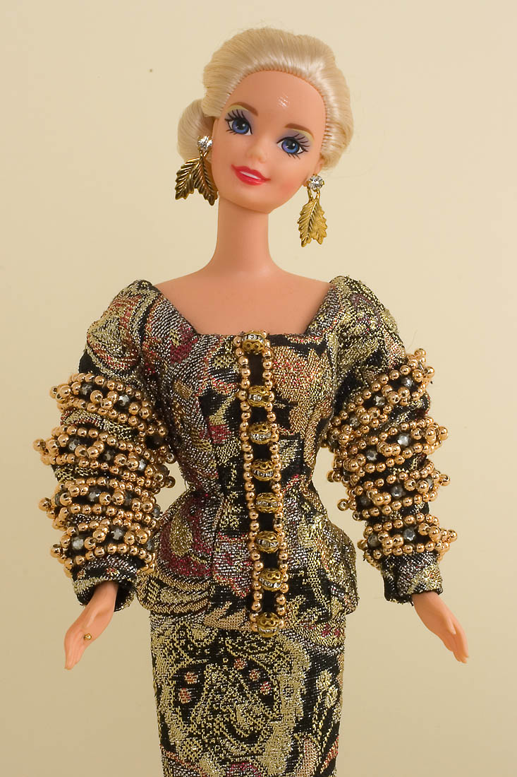 Christian Dior Barbie Vinyl Open Edition Fashion Doll By