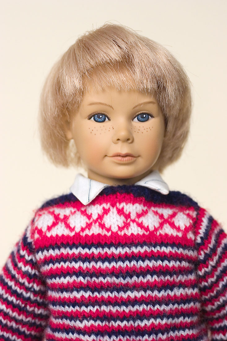 Heinz Vinyl Soft Body Limited Edition Collectible Doll