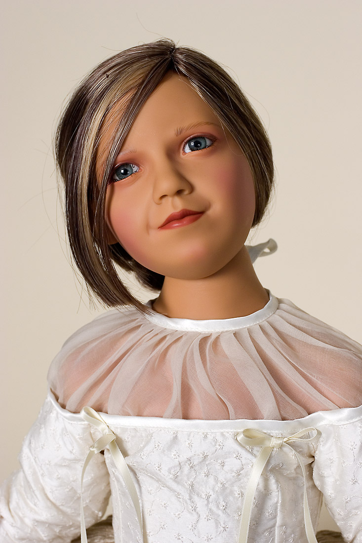 Laura Vinyl Limited Edition Art Doll By Philip Heath