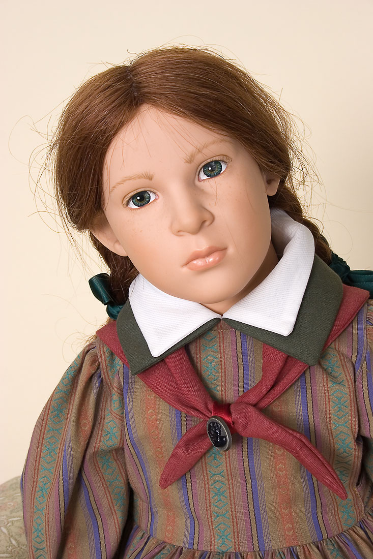 Nina Vinyl Soft Body Limited Edition Collectible Doll By