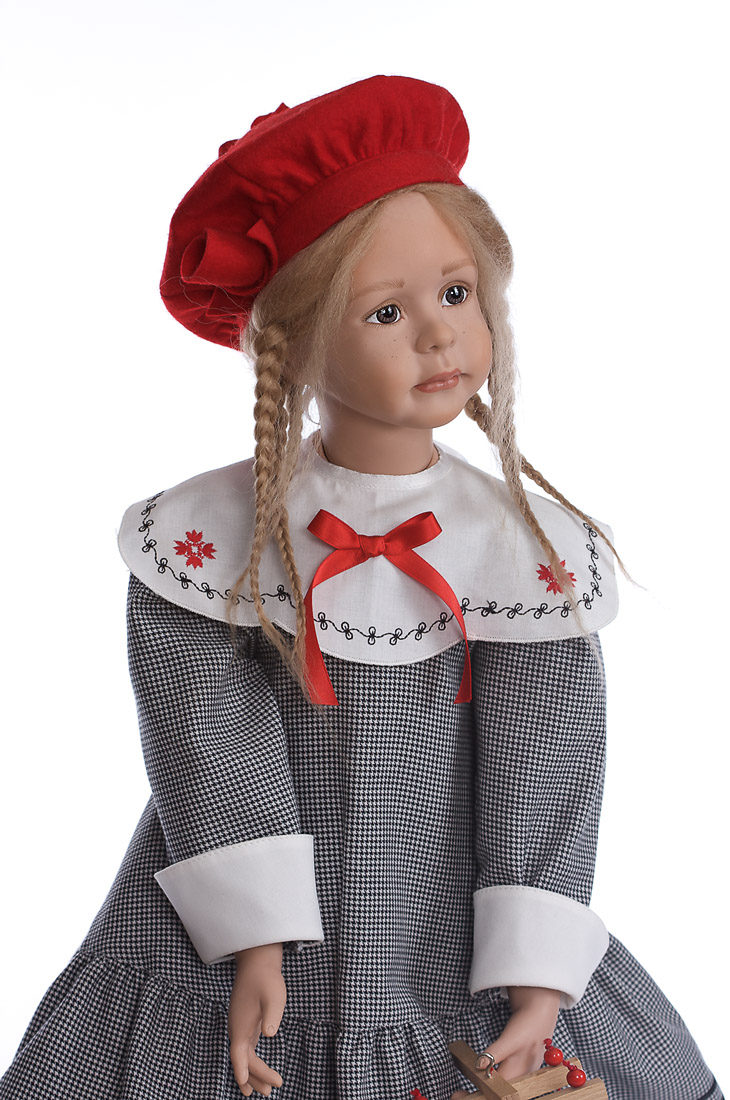 Annabell - vinyl soft body limited edition collectible ...