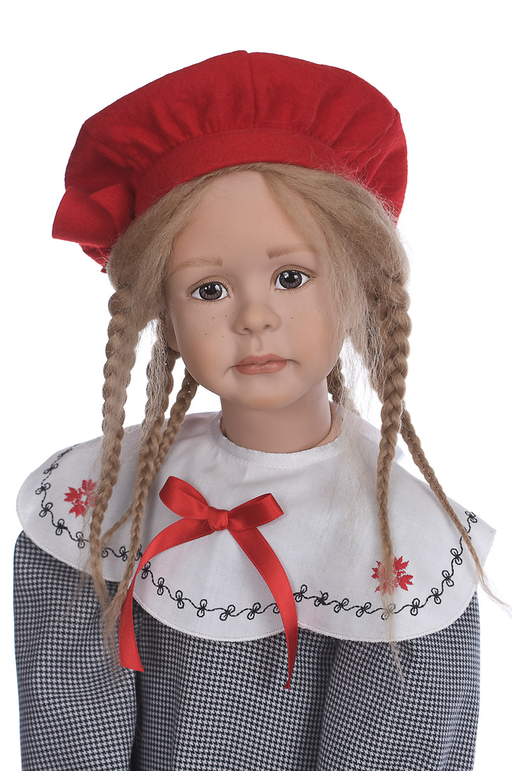 Annabell Vinyl Soft Body Limited Edition Collectible