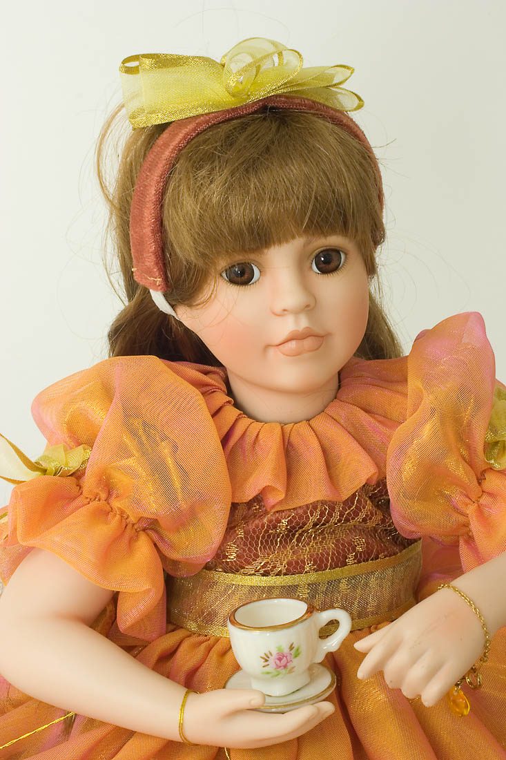 porcelain dolls images amber afternoon porcelain soft body collectible doll 2476