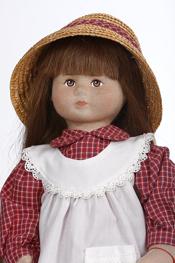 Susanne Fabric Collectible Doll