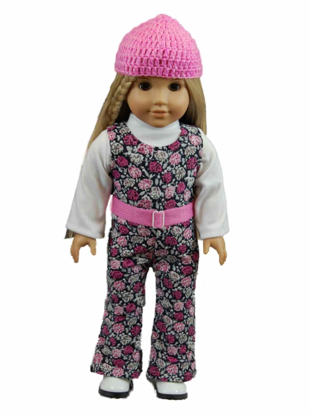 Doll Clothes Patterns By Valspierssews Review Of American: 60's Girl Power Outfit Doll Clothes Fits American Girl¨ Dolls