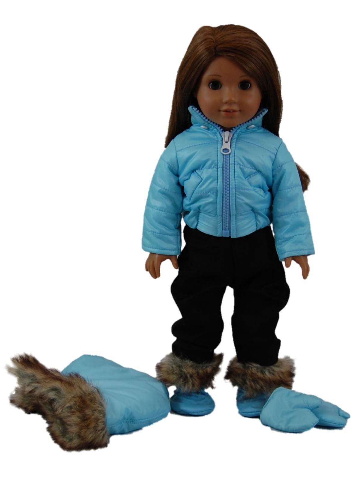 Winter Ski Time Outfit Doll Clothes Dolls