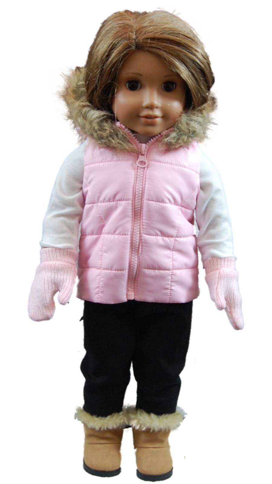 Winter Fun Outfit Doll Clothes For 18 Quot American Girl 168 Doll