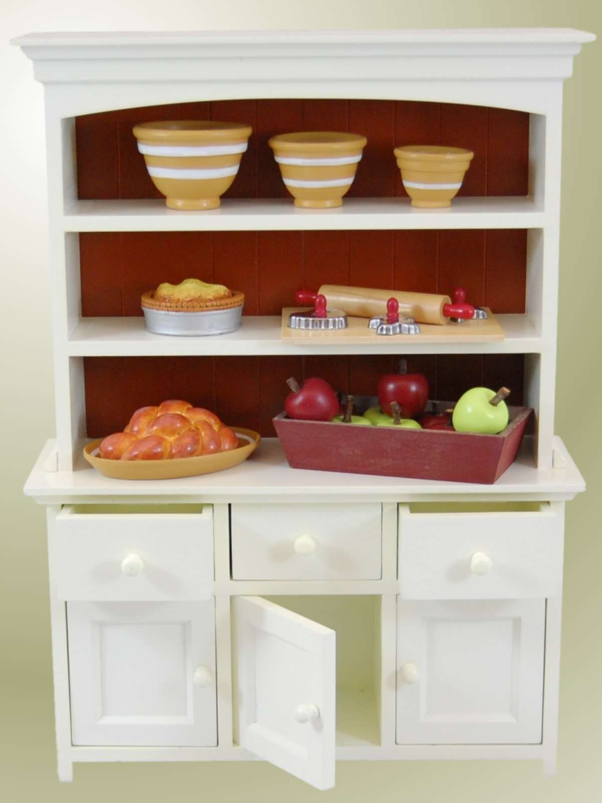 Kitchen Cupboard For 18 Quot American Girl 168 Dolls