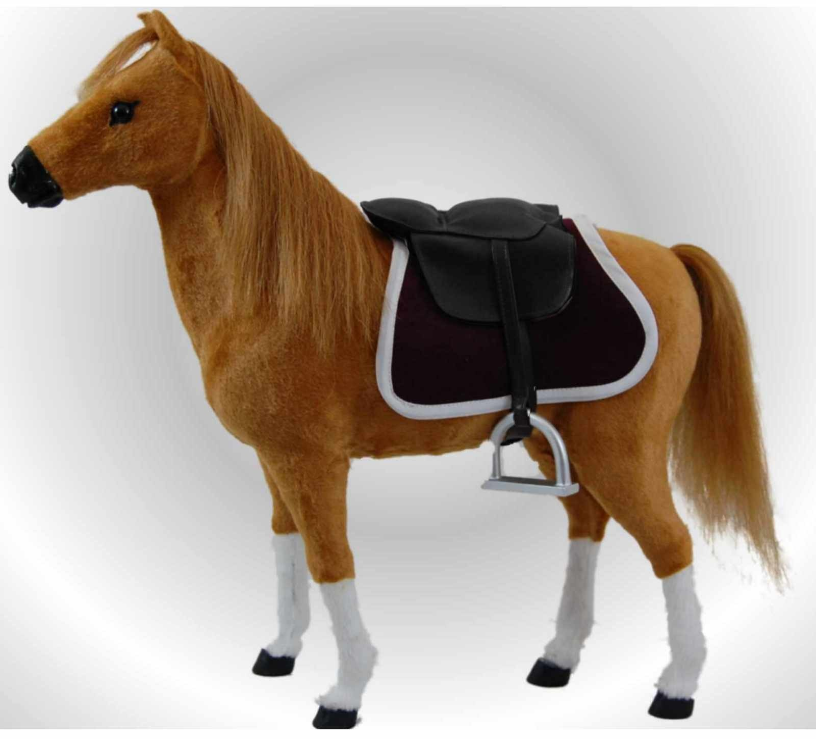 Sittin Pretty Horse Saddle Se For 18 Quot Dolls Amp American