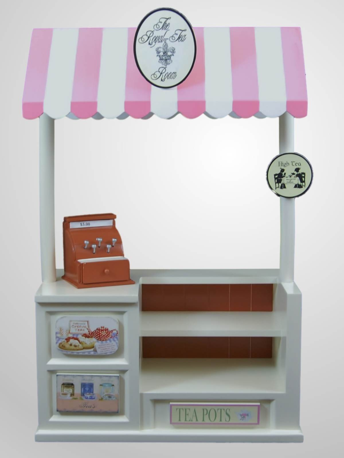 Tea Room Shoppe for 18 Inch American Girl¨ Dolls fits 18\