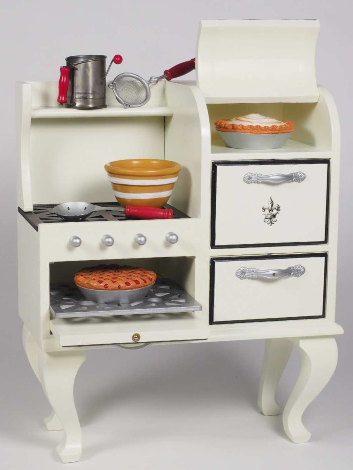 1930 Style Stove for 18 inch Dolls & American Doll¨