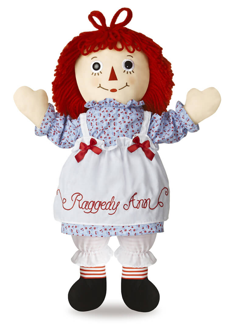 Raggedy Ann Classic Xl Doll By Aurora