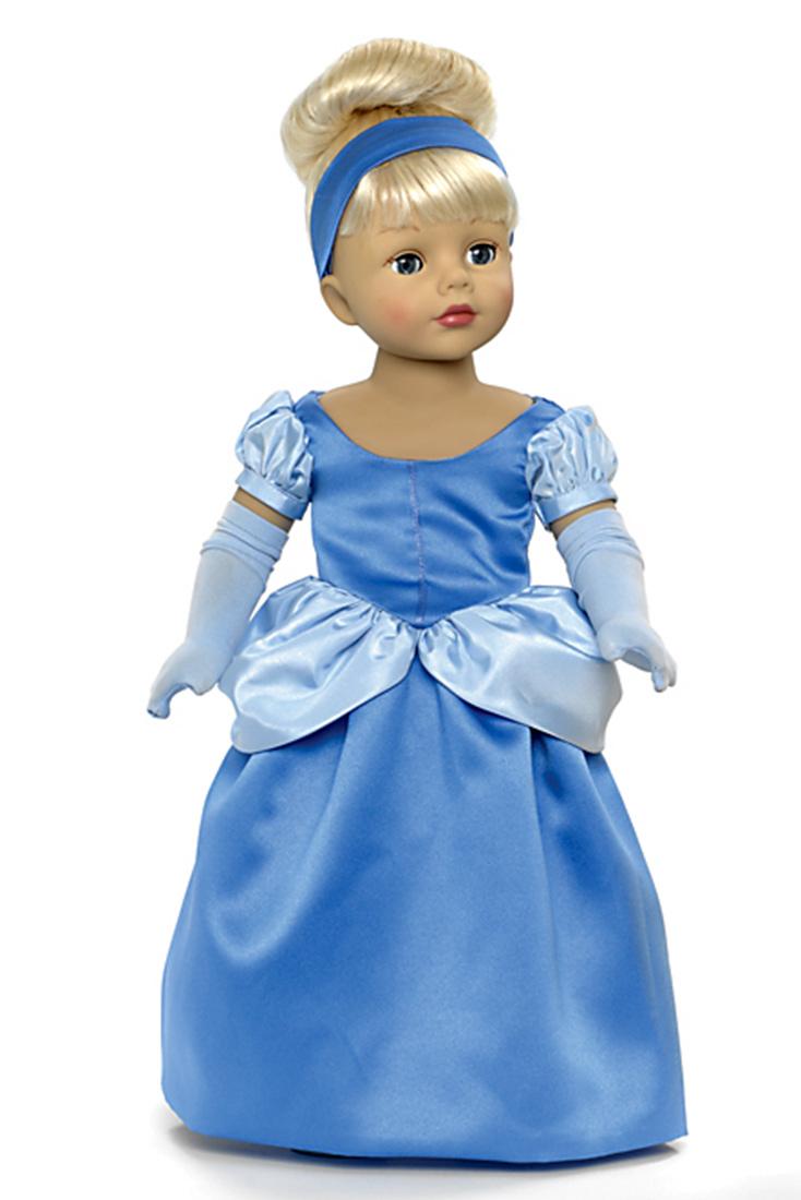 Dolls Play Dolls Cinderella Disney Princess