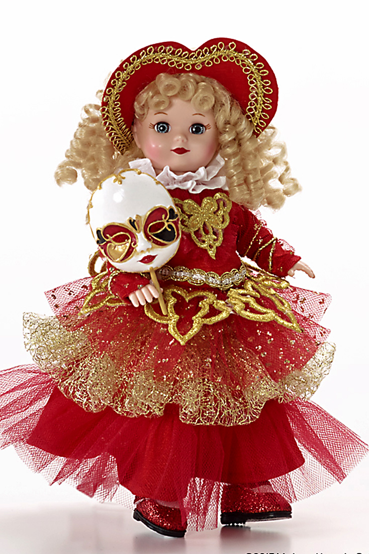 Dolls Collectible Dolls Italy Carnivale 8 Quot Madame