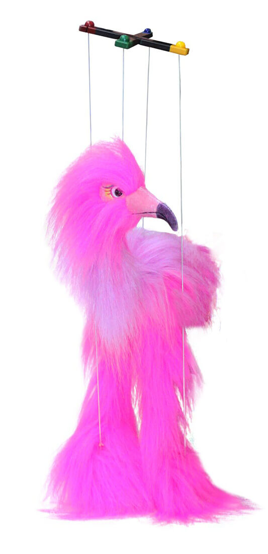 2pcs/lot Anagram Tweet Baby Girl Bird Pink Foil Balloons ...  |Pink Baby Birds