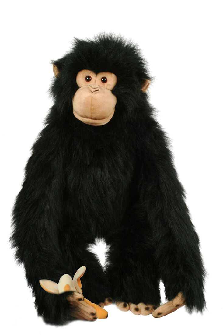 Chimp Large Primate Puppet