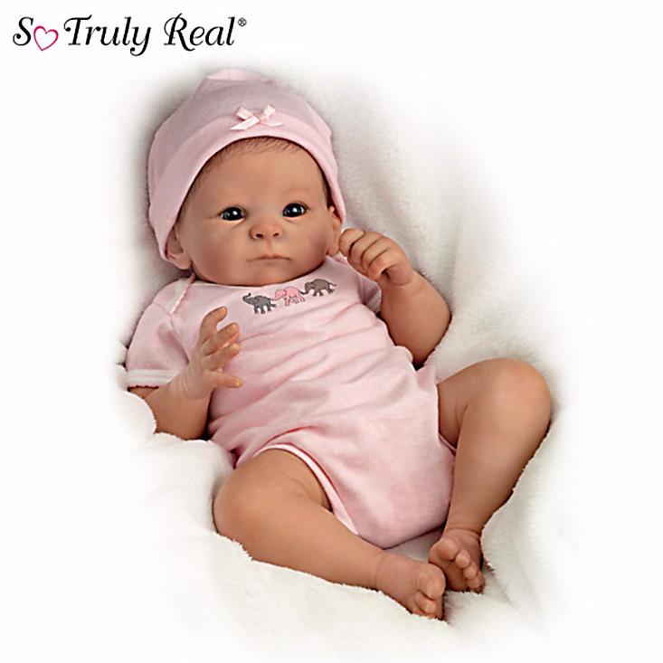 Dolls Collectible Dolls Little Peanut Str Vinyl Baby