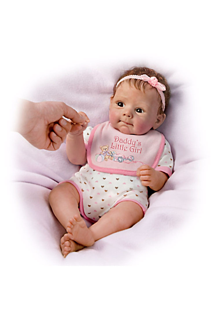 Dolls Collectible Dolls Daddy S Little Girl So Truly