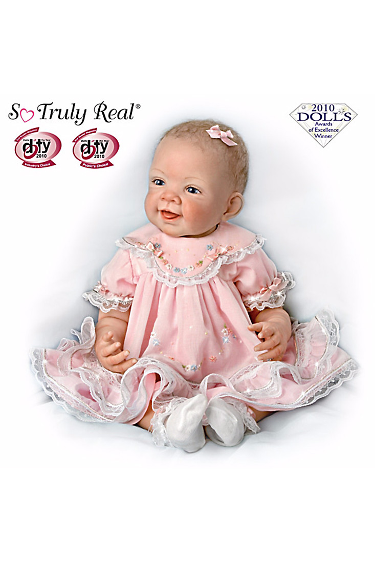 Dolls Collectible Dolls Pretty In Pink 25th