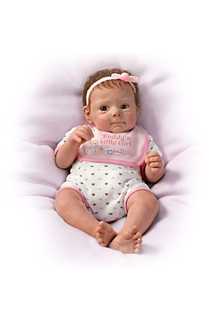 Baby Bedroom In A Box Special: Dolls :: Collectible Dolls :: Baby / Nursery / Mother