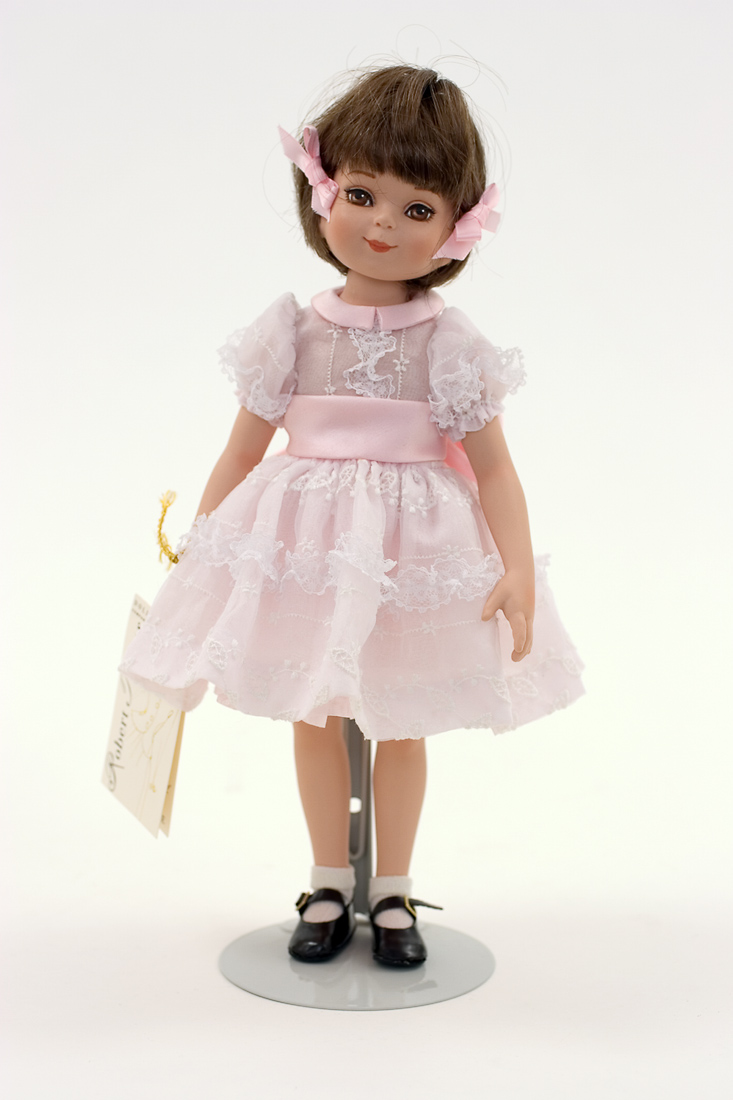Betsy Mccall Porcelain Collectible Doll
