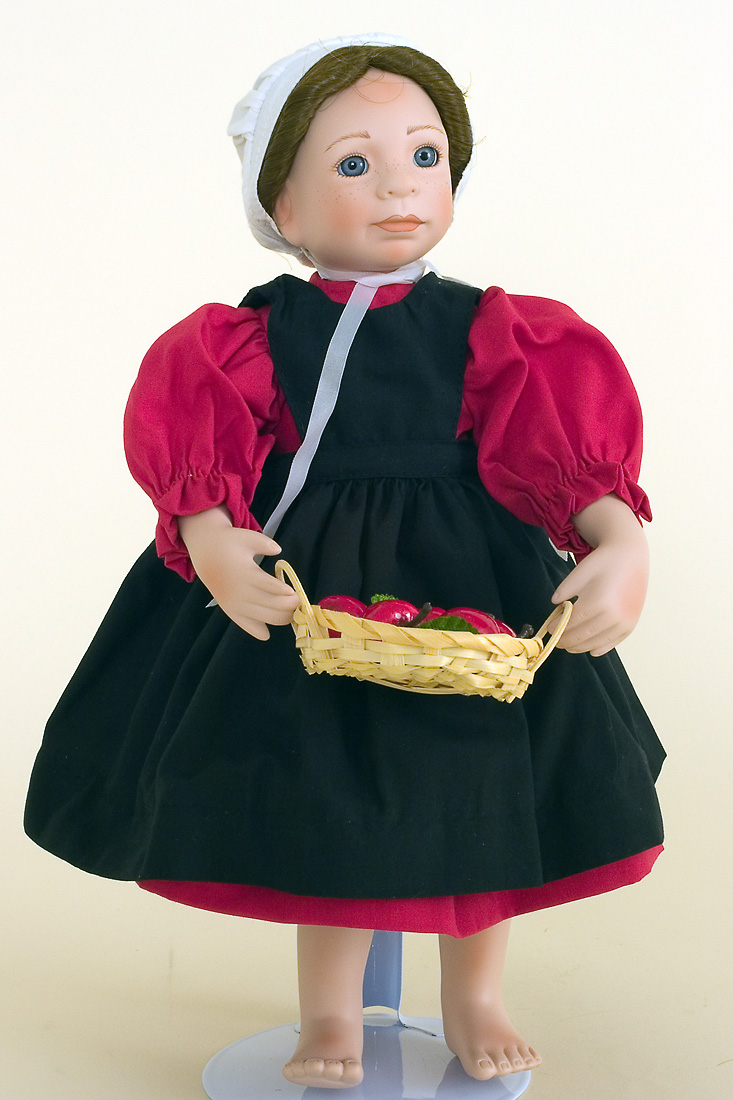 Dolls Collectible Dolls Sarah Amish Blessing