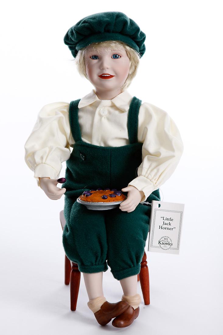 Dolls Collectible Dolls Little Jack Horner